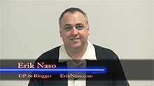 Image of video professional Erik Naso