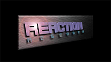 image of Reaction Research logo